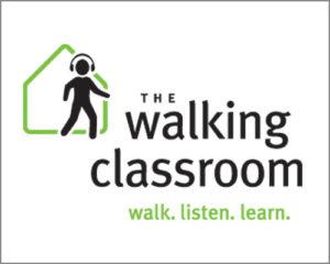 Walking Classroom Logo